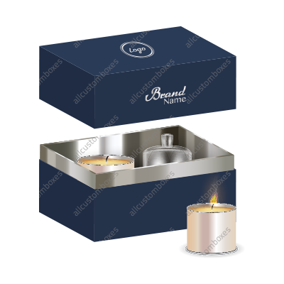 Custom Candle Boxes UK-7