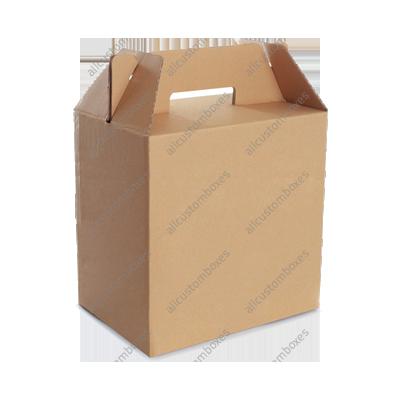 Custom Corrugated Paper Boxes UK-1