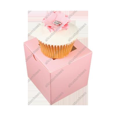 Custom Cupcake Boxes UK-3