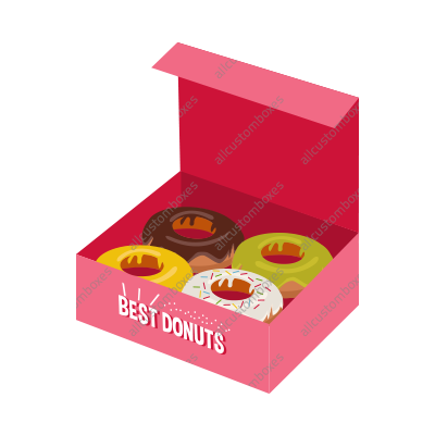 Custom Donut Boxes UK-1