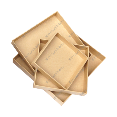 Custom Double Locked Wall Lid Boxes UK-3