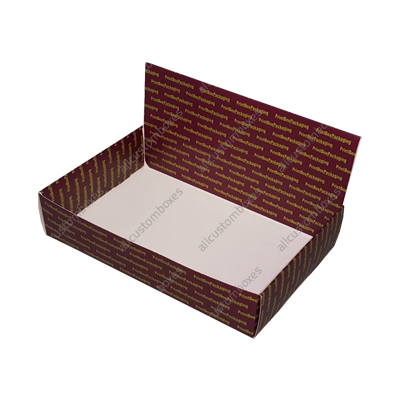 Custom Double Wall With Display Lid Boxes UK-4