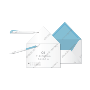 Custom Envelopes Printing UK-1