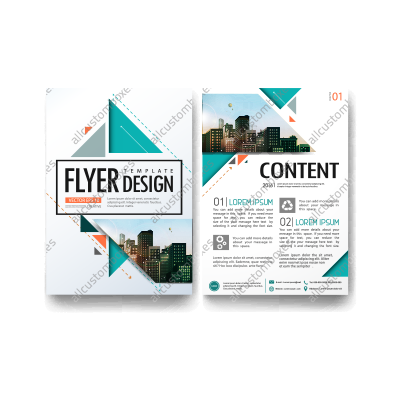 Custom Flyer Printing UK-2