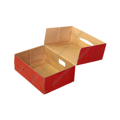 Custom Four Corner Cake Boxes UK-3