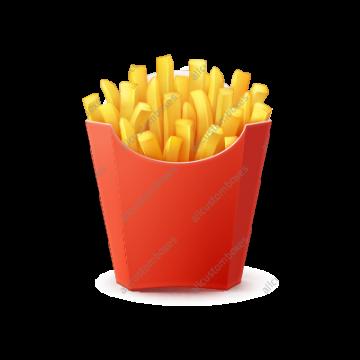 Custom French Fry Boxes UK-1