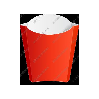 Custom French Fry Boxes UK-3