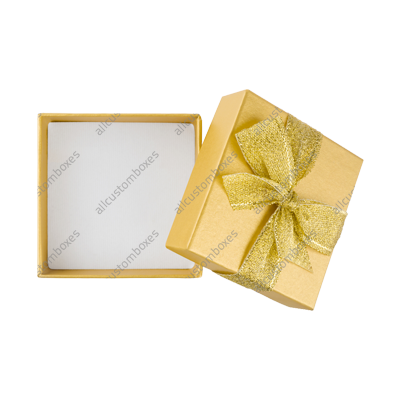 Custom Gold Foil Boxes UK-1