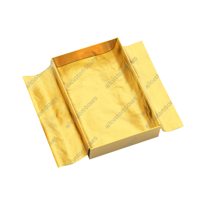 Custom Gold Foil Boxes UK-4