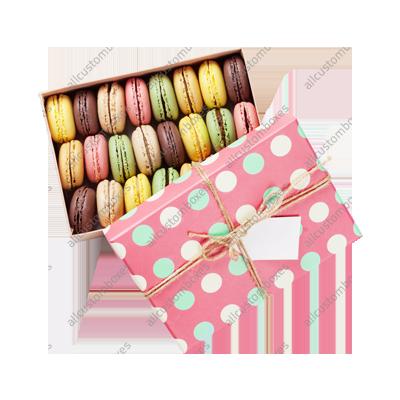 Custom Macaron Boxes UK-1