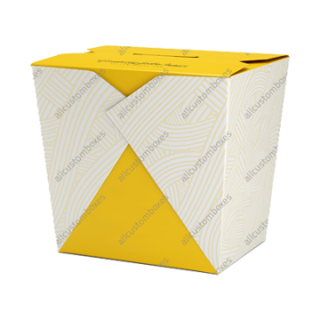 Custom Noodle Packaging Boxes UK-1