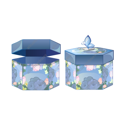 Custom Ornament Boxes UK-6