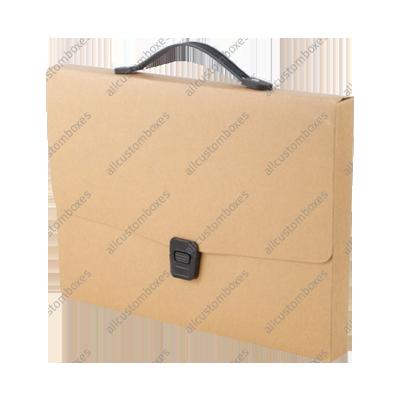 Custom Paper Briefcases UK-1