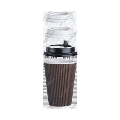 Custom Paper Cup Boxes UK-3