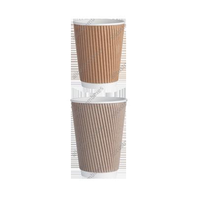 Custom Paper Cup Boxes UK-4