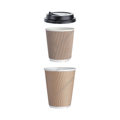 Custom Paper Cup Boxes UK-5