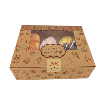 Custom Pastry Boxes UK-1