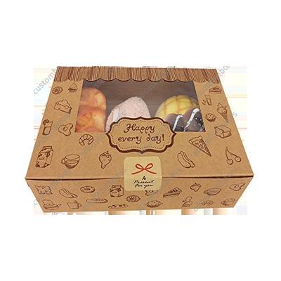 Custom Pastry Boxes UK-1