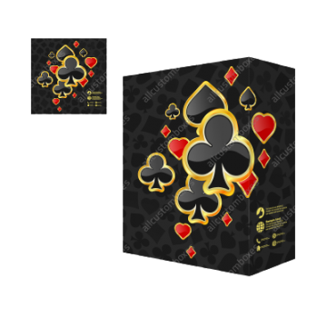 Custom Playing Card Boxes UK-1