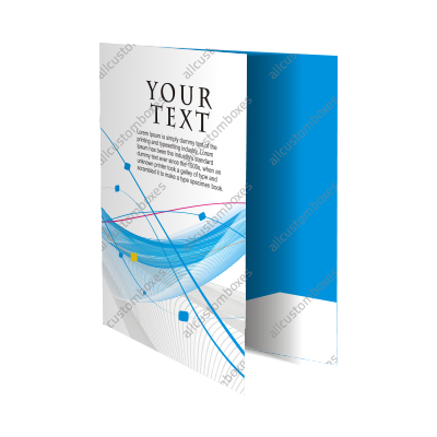 Custom Presentation Folders UK-1
