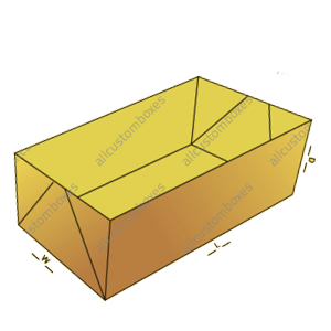 Custom Four Corner Tray-1