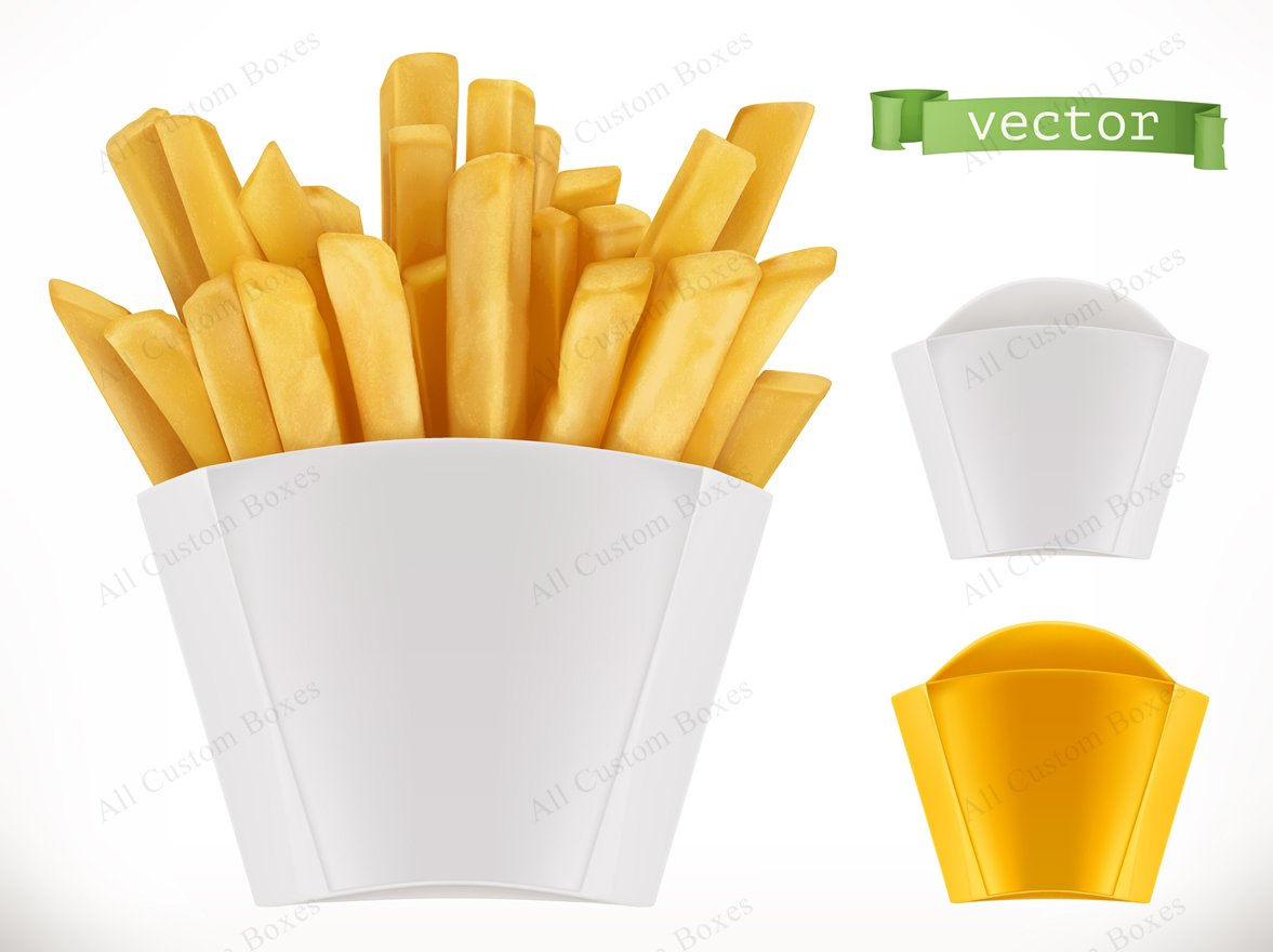 French Fries Box