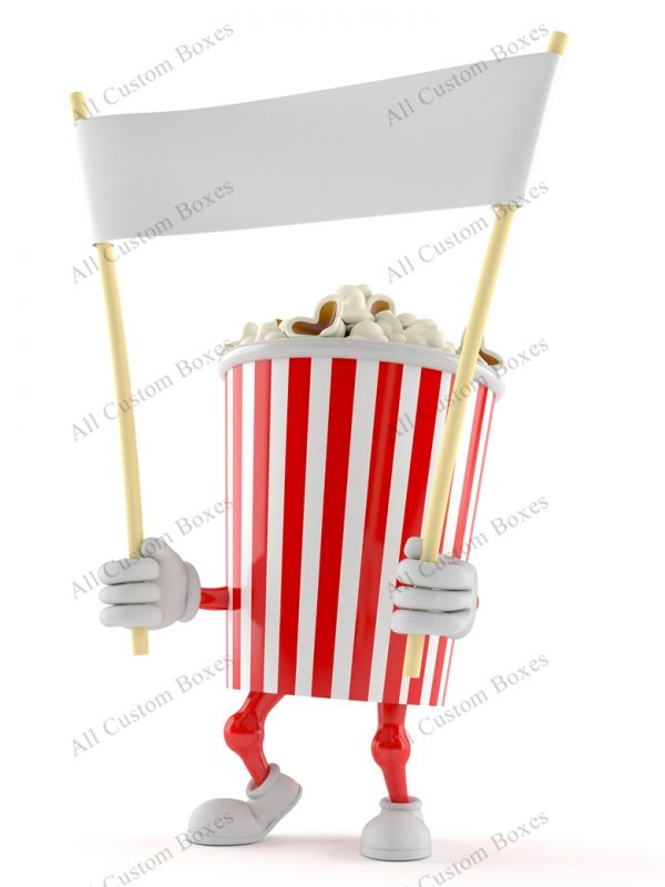 Party Popcorn packaging