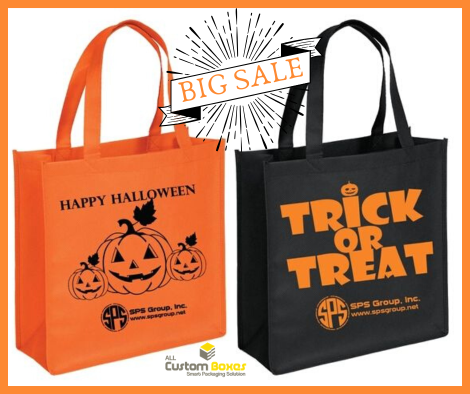 Customize Your Halloween Bags For a Fun-Filled