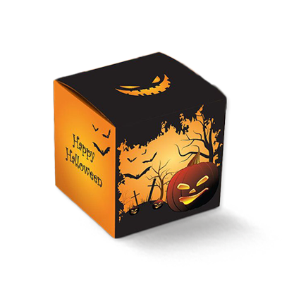 Halloween Spookier with Custom Gift Boxes