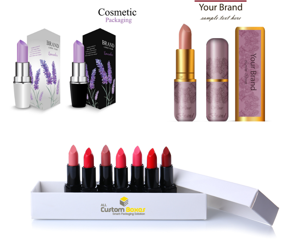 Cheap Cosmetics Boxes Packaging In The UK